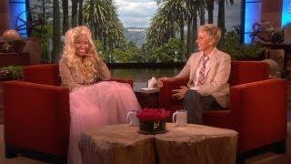 Nonton Nicki Minaj Catches Up With Ellen Film Subtitle Indonesia Streaming Movie Download