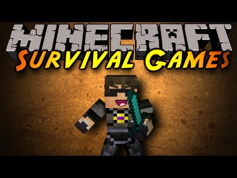 Minecraft: Survival Games /w Sky!