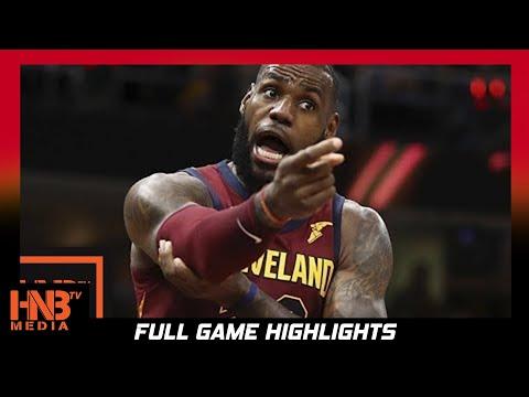 Cleveland Cavaliers vs Atlanta Hawks Full Game Highlights / Week 3 / 2017 NBA Season - Thời lượng: 9:43.