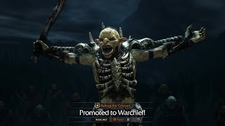 Middle-Earth: Shadow of Mordor Walkthrough Part 10 - The Warchief
