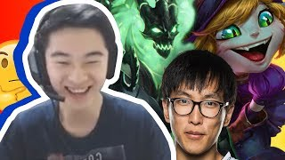 TSM Biofrost plays Thresh alongside Doublelift's Tristana in a game full of hi-jinks. Listen to Lunrr on Anchor: http://anchor.fm/lunrrRUNES AND MASTERIES FOR THIS GAME: http://www.lunrr.co/2017/06/tsm-biofrost-duoq-what-are-you-doing-ft.htmlThis vid edited on - https://kit.com/lunrr/my-pc // Buy RP - https://kit.com/lunrr/league-of-legends-rp // Sub to Lunrr - http://bit.ly/subtolunrr►Watch Biofrost: http://twitch.tv/tsm_biofrost►Follow Biofrost: http://twitter.com/biofrostlol►Music via Joakim Karudhttp://soundcloud.com/joakimkarud- MY EDITING GEAR & BUILD -Vegas Pro - http://amzn.to/2onQetlHeadset - http://amzn.to/2nCTh3NMX Mouse - http://amzn.to/2p3ZpSsMonitor - http://amzn.to/2onMh7ORyzen 5 1600x - https://kit.com/lunrr/my-pc/amd-ryzen-5-1600x-6GTX 1070 - http://amzn.to/2oxGYVRNZXT S340 Case - http://amzn.to/2oxBom416GB RAM - http://amzn.to/2p60zKeMotherboard - http://amzn.to/2oritc9Power Supply - http://amzn.to/2p3YFgpSSD - http://amzn.to/2p6dhJ2Awesome Gaming Gear - https://kit.com/lunrr/the-ultimate-gaming-video-editor-kitFOLLOW MEhttp://instagram.com/lunrrlol INSTAGRAMhttp://twitter.com/lunrryt TWITTERhttp://twitch.tv/lunrryt TWITCHIf you're a streamer or pro being featured and wish to be removed, send me a direct message here on YouTube!