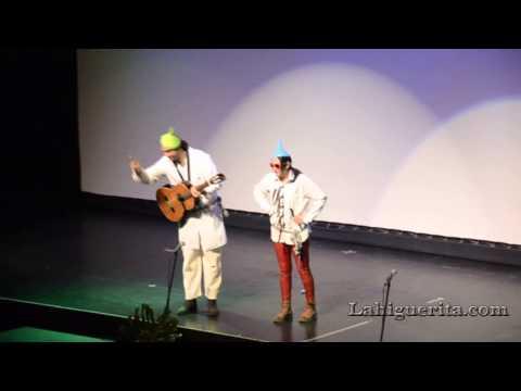 Parodia cantada por los hermanos Eu y Silvia Sosa Yaque 2015