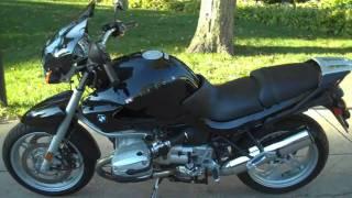 6. 2004 BMW R1150R - 7500 Miles