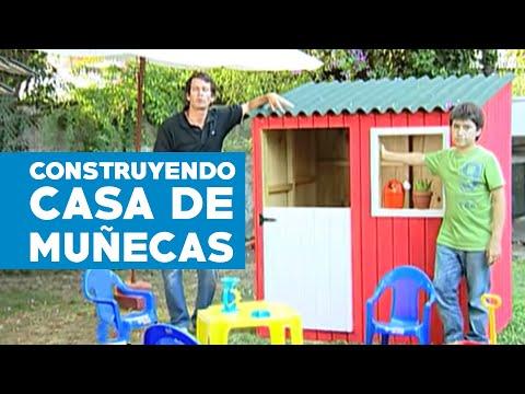 ¿Cómo hacer una casa de muñecas?