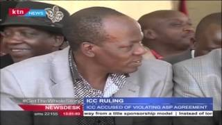 ICC to make a landmark ruling on Rule 68 on recanted evidence