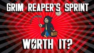 Fallout 4 - Grim Reaper's Sprint Perk - Is It Worth It?