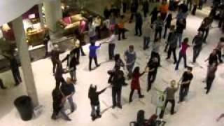 Natick (MA) United States  City pictures : West Coast Swing Flash Mob - Natick, MA