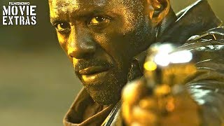 """The Dark Tower - Featurette'Magnum Opus'Subscribe and click the notification bell HERE: http://goo.gl/SrrTlTSubscribe to Filmisnow Movie Trailers: http://goo.gl/8WxGeDThe Gunslinger, Roland Deschain, roams an Old West-like landscape where """"the world has moved on"""" in pursuit of the man in black. Also searching for the fabled Dark Tower, in the hopes that reaching it will preserve his dying world.Some of the best and most funniest movie moments happen behind the scenes.  FilmIsNow Movie Extras channel gives you the latest and best behind the scenes footage, bloopers, interviews, featurettes, deleted/alternate scenes. We give you the before, during and after that goes into making movies."""