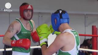Did Joe Ward get enough credit in the Irish media for winning gold in the European Championships for the third time?
