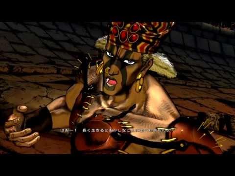 「[ゲーム]ジョジョASBにおける同キャラ戦のセリフ集動画。」のイメージ