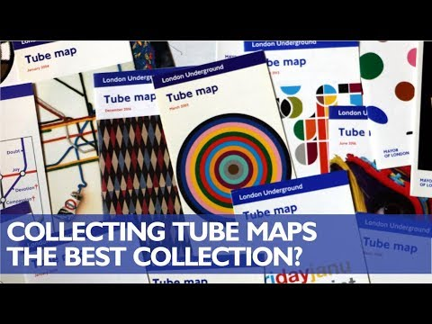 The Best Tube Map Collection