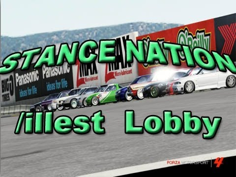 Forza 4 Stance Nation/illest Open Lobby #6