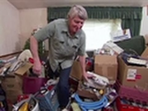 Hoarding: Buried Alive- Piles Clear to the Ceiling