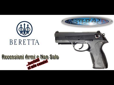 Beretta PX4 Storm PARTE 1 SU 2 RECENSIONE