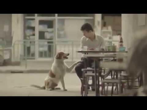 Publicité Thaïlandaise - Partager, la plus belle des émotions