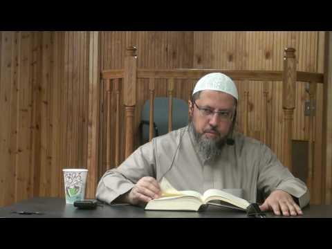 شرح كتاب مدارج السالكين تابع منزلة ( التواضع )- الشيخ وليد بن إدريس المنيسي