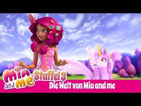 Die kleine Schwester - Teil 4 - Mia and me - Staffel 3