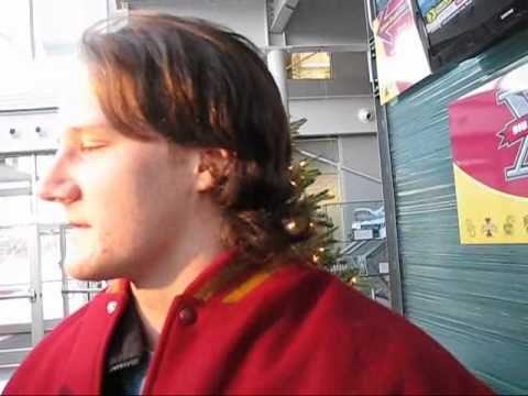 A.J. Klein Interview 12/7/2011 video.