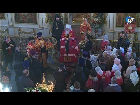 Православные христиане отметили один из главных церковных праздников – Пасху