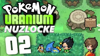 Pokémon Uranium Nuzlocke - Episode 2 | Catching Up with Bamb'o! by Munching Orange