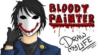 Video BLOODY PAINTER :) | Draw My Life + SORTEO (FINALIZADO) MP3, 3GP, MP4, WEBM, AVI, FLV November 2017