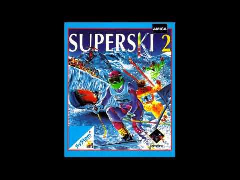 Super Ski II Amiga