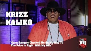 """Krizz Kaliko - Gang Checked Me On My Way To """"The Price Is Right"""" (247HH Wild Tour Stories)"""