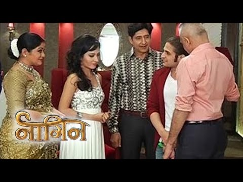 Naagin : Ritik Gets Kabir & Tanvi Engaged