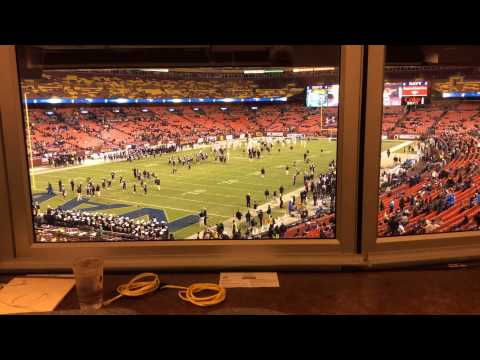 Navy Vs Notre Dame Football 2014 Time Lapse
