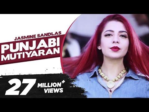 Punjabi Mutiyaran | Jasmine Sandlas | Full Song | Jaidev Kumar | Latest Punjabi Songs 2017