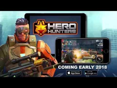 Promising Team-Based Shooter 'Hero Hunters' Coming in 2018