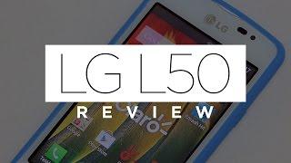 [Review] LG L50 (en Español)