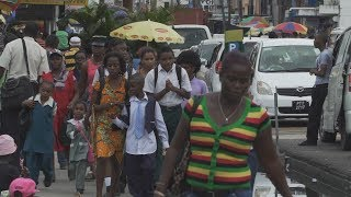 Stephen Gibbs travels to Guyana to discover why the South American nation has the world's highest suicide rate, and what it's doing to confront the problem.