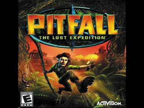 Pitfall Harry : L'Exp�dition Perdue GameCube