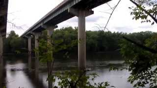 Williamsport (MD) United States  city images : Potomac River Interstate 81 Bridge - Williamsport, MD