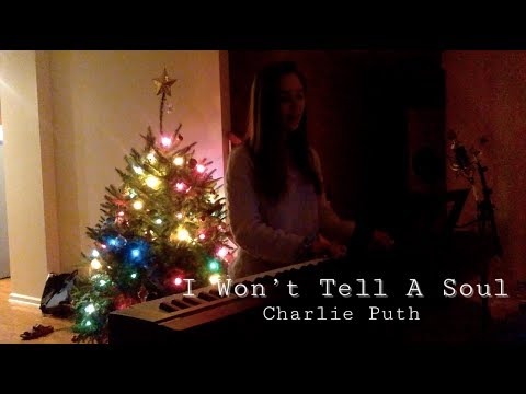 I Won't Tell A Soul ~ Charlie Puth (Hailey Gilman Cover)