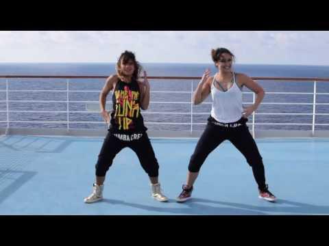 Bunx up - clotilde Dance choreo Zumba®