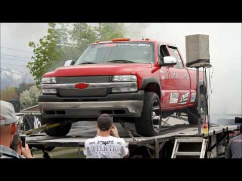 Duramax attempts to break 2000 horsepower on dyno
