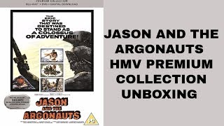 Nonton Jason And The Argonauts HMV Premium Collection blu-ray Unboxing | Bluraymadness Film Subtitle Indonesia Streaming Movie Download