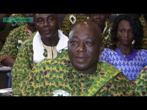 COTE D'IVOIRE : Message  du Ministre de la Culture au peuple de LOPOU au YAYE