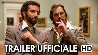American Hustle - L'apparenza inganna Trailer Ufficiale #2 (2014) Bradley Cooper Movie HD