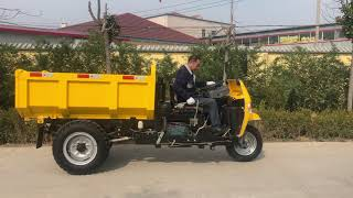 SL Diesel Engine Mining Dump Tricycle Manufacturers youtube video