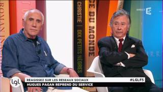 Video Hugues Pagan 18 mai 2017 La Grande Librairie MP3, 3GP, MP4, WEBM, AVI, FLV Oktober 2017