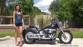 6. Used 2006 Harley Davidson Fatboy for sale