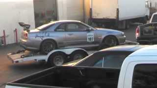La Puente (CA) United States  City new picture : Nissan Gtr r34 in USA LA Puente California