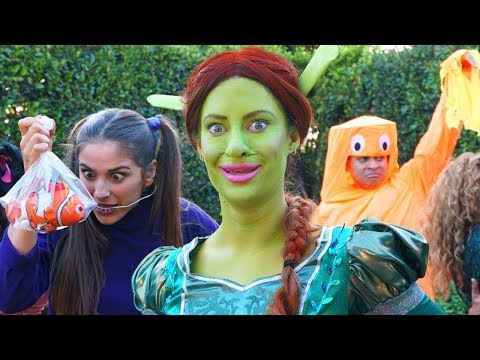 HALLOWEEN COUPLES!! | Hannah Stocking