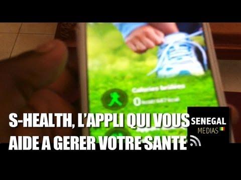 comment installer s'health