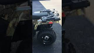 6. 2018 Polaris Sportsman 570 EPS Camo Walk Around
