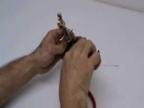 Cinchado de alambre