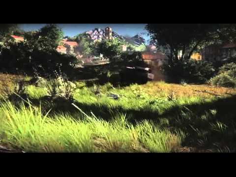 Видеодемонстрация звука в Armored Warfare